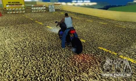 Heavy Roads (Los Santos) für GTA San Andreas zehnten Screenshot
