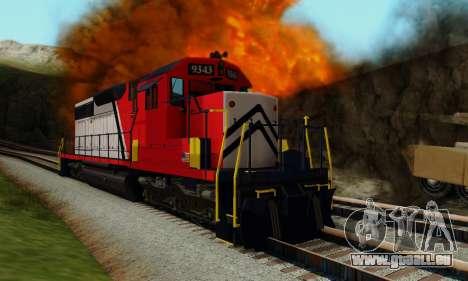GTA V Trem für GTA San Andreas