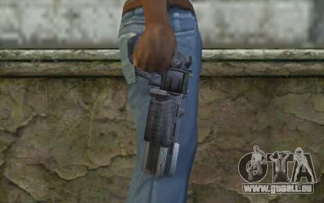 Mercy Gun pour GTA San Andreas troisième écran