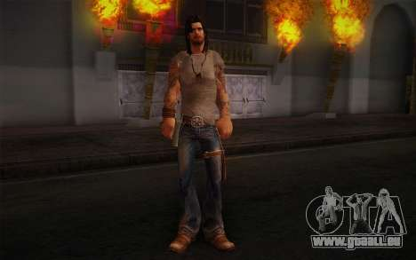 Jake Conway из Ride to Hell: Retribution pour GTA San Andreas