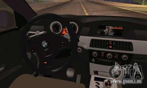 BMW M5 E60 für GTA San Andreas rechten Ansicht