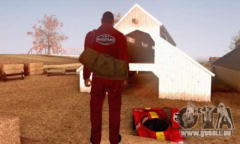 Bug Star Robbery 2 No Cap pour GTA San Andreas cinquième écran