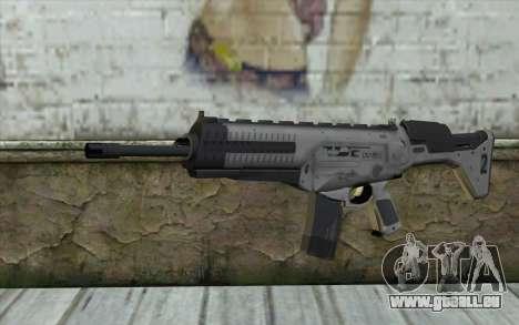 ARX-160 Fusil d'Assaut из COD Fantômes pour GTA San Andreas