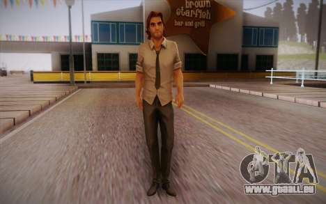 Bigby Wolf pour GTA San Andreas