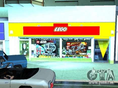 Die LEGO shop für GTA San Andreas neunten Screenshot