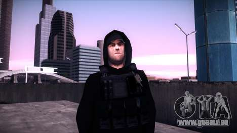 Special Weapons and Tactics Officer Version 4.0 für GTA San Andreas zehnten Screenshot