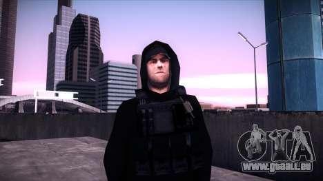 Special Weapons and Tactics Officer Version 4.0 pour GTA San Andreas dixième écran