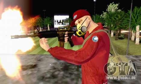 Bug Star Robbery pour GTA San Andreas troisième écran