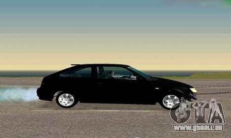 VAZ 21123 TURBO-Aufladung v2 für GTA San Andreas rechten Ansicht