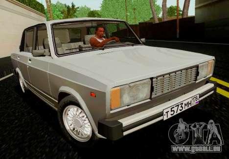 VAZ-2105 für GTA San Andreas