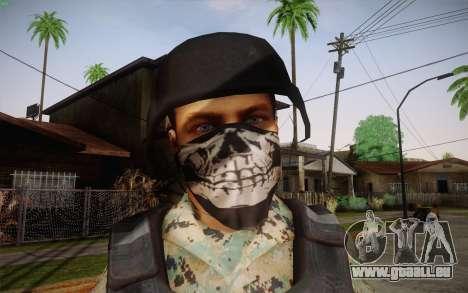 Desmadroso v6 pour GTA San Andreas troisième écran