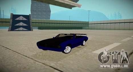 New Stallion pour GTA San Andreas