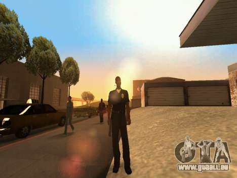 Cleo Tenpenny pour GTA San Andreas