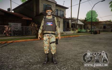 Desmadroso v6 pour GTA San Andreas