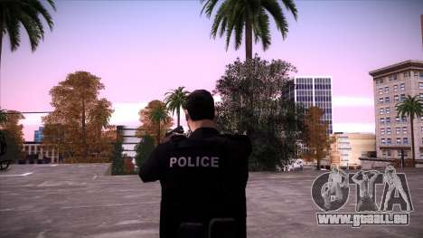 Special Weapons and Tactics Officer Version 4.0 für GTA San Andreas elften Screenshot