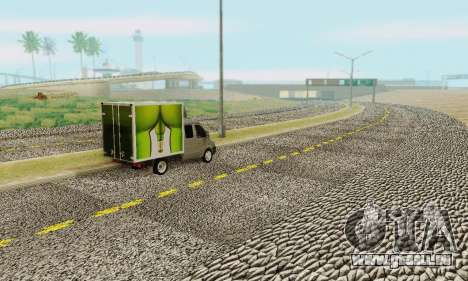 Heavy Roads (Los Santos) für GTA San Andreas zweiten Screenshot