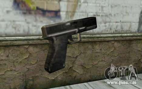 Glock 17 für GTA San Andreas zweiten Screenshot