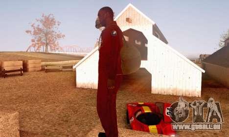 Bug Star Robbery 2 No Cap pour GTA San Andreas quatrième écran