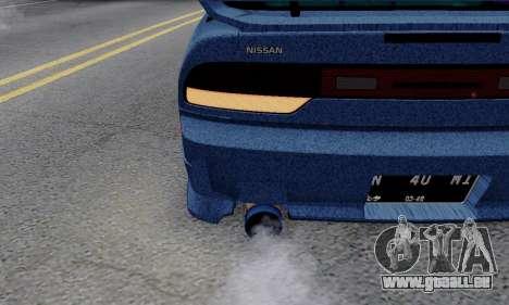 Nissan 240SX pour GTA San Andreas vue de côté
