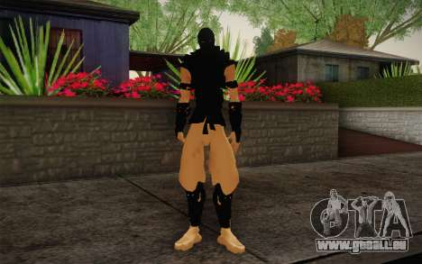 Ninja pour GTA San Andreas