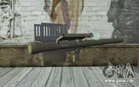 FIM-92 Stinger pour GTA San Andreas