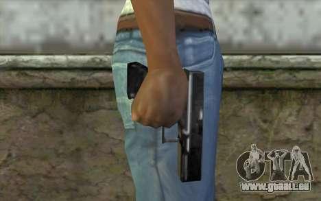Glock 17 für GTA San Andreas dritten Screenshot