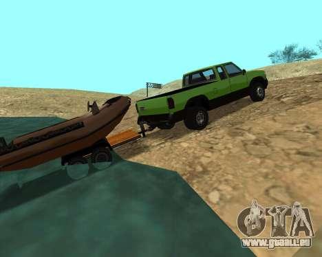 Nouveau Pick-Up pour GTA San Andreas moteur