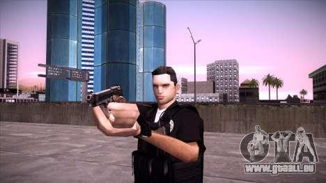 Special Weapons and Tactics Officer Version 4.0 pour GTA San Andreas septième écran