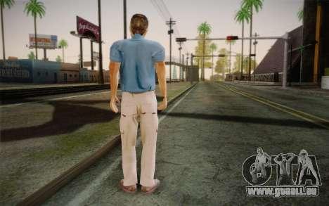 Ein älterer Mann für GTA San Andreas zweiten Screenshot