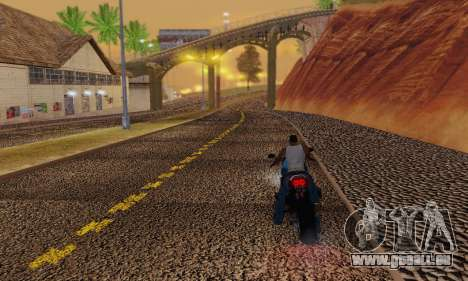 Heavy Roads (Los Santos) für GTA San Andreas sechsten Screenshot