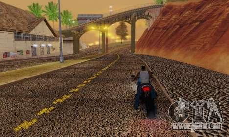 Heavy Roads (Los Santos) für GTA San Andreas sechsten Screenshot