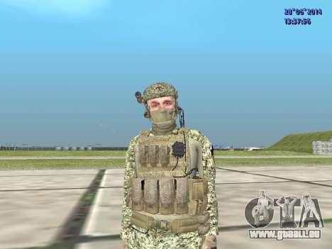 Alfa Antiterroriste A pour GTA San Andreas sixième écran
