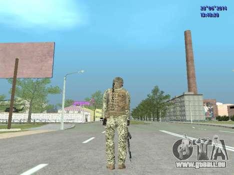 Alfa Antiterroriste A pour GTA San Andreas onzième écran