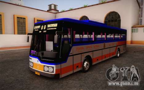 Mercedes-Benz Argentina Thailand Bus für GTA San Andreas