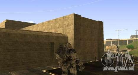 TitanFall Atlas pour GTA San Andreas quatrième écran