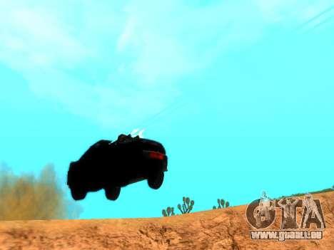 ENBSeries Realistic Beta v2.0 pour GTA San Andreas septième écran
