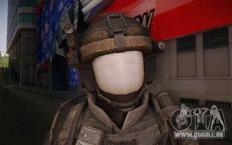 U.S. Secret Service Operative für GTA San Andreas dritten Screenshot