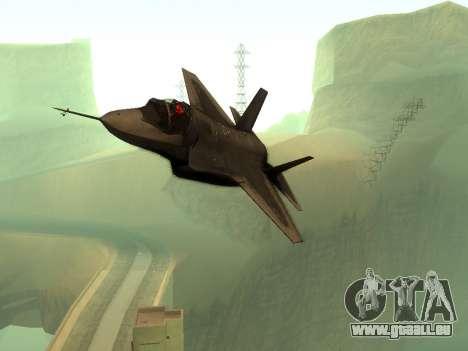ENBSeries Realistic Beta v2.0 pour GTA San Andreas cinquième écran