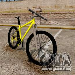 GTA V Mountain Bike pour GTA 4