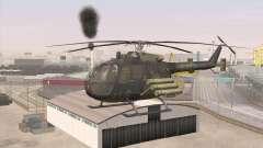 Bo-105 für GTA San Andreas