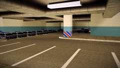 Nouveau garage LSPD
