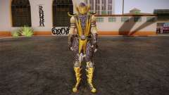 Scorpion из Mortal Kombat 9