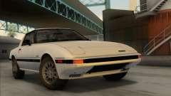 Mazda RX-7 GSL-SE 1985 IVF
