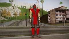 Classique Ermac из MK9 DLC