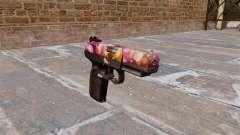 Pistole FN Fünf von sieben Punkten