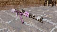 Die AK-47 Lila camo