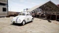 Volkswagen Beetle 1962