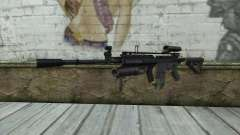 M4A1 из COD Modern Warfare 3