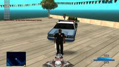 C-HUD by Extazy v1.1 pour GTA San Andreas