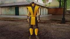Classique Scorpion из MK9 DLC